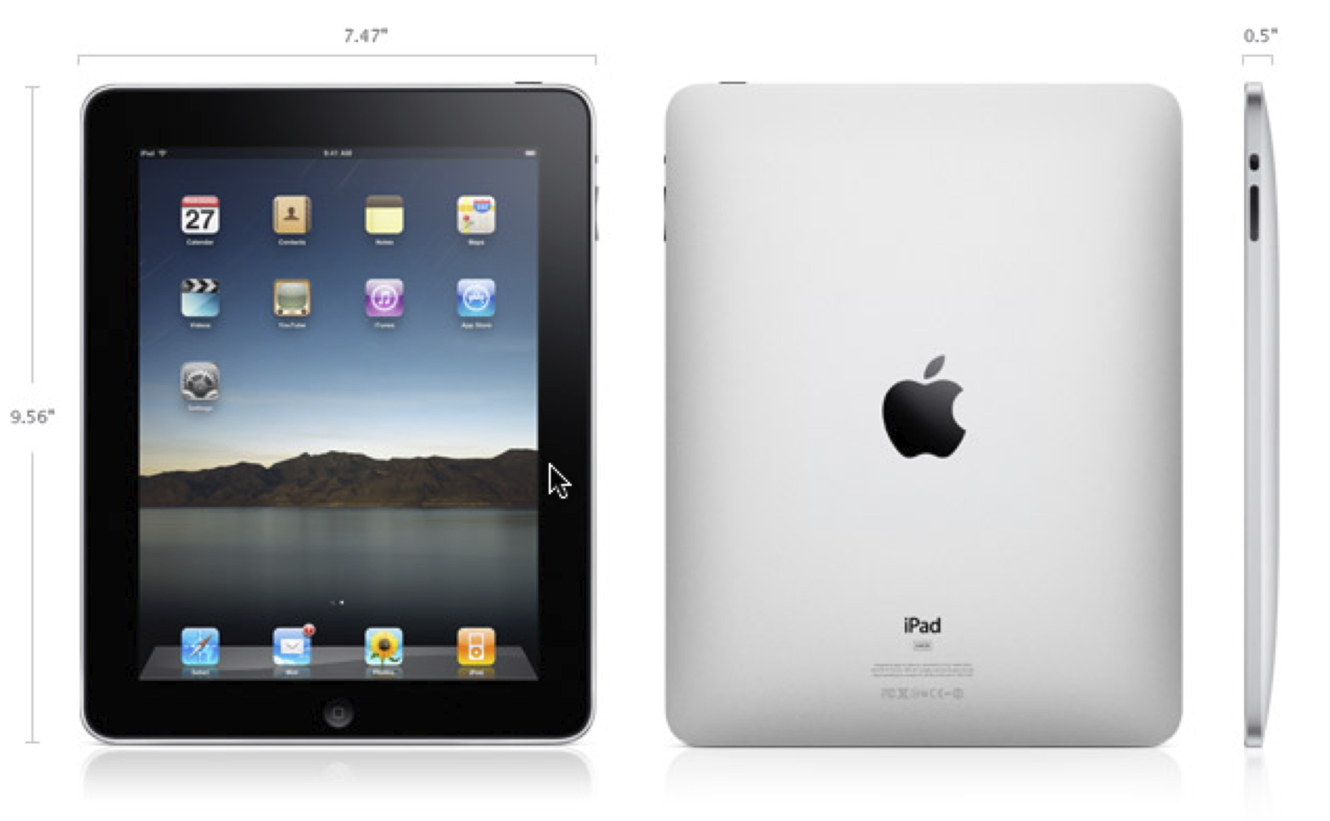 Apple does it again with the new iPad! – Mac Aficionado ...