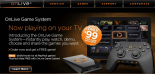 OnLive game system