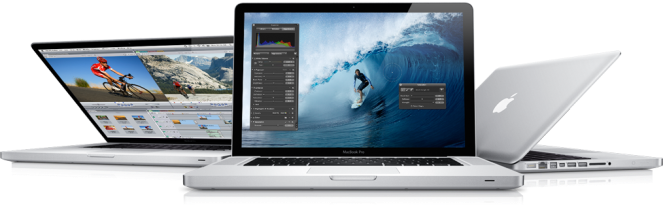 Sandy Bridge MacBook Pros
