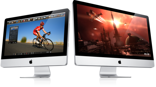 Apple's iMac computers