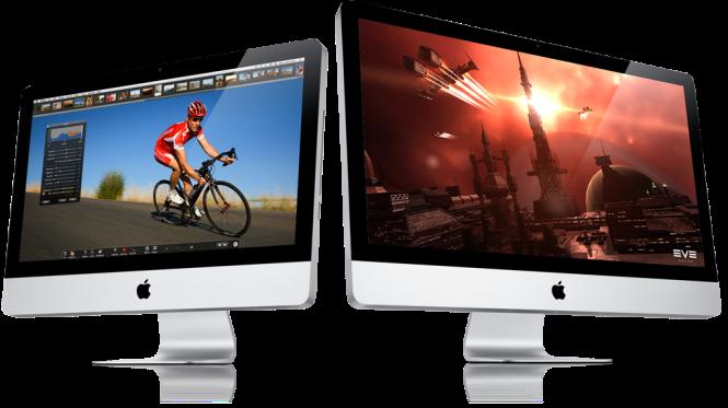 Apple's iMac computers