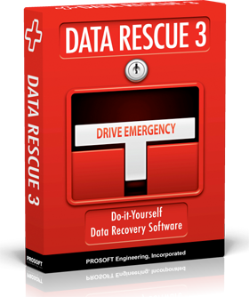 Data Rescue 3 - For Macintosh