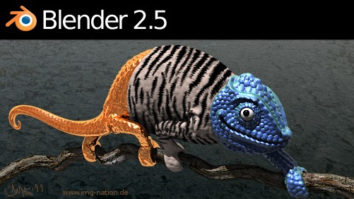Blender 2.57 available