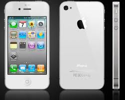 White Apple iPhone 4