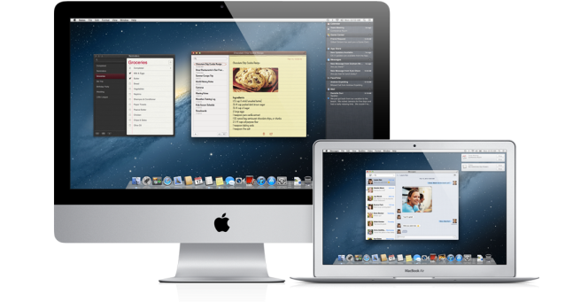 Mountain Lion (OS X 10.8)