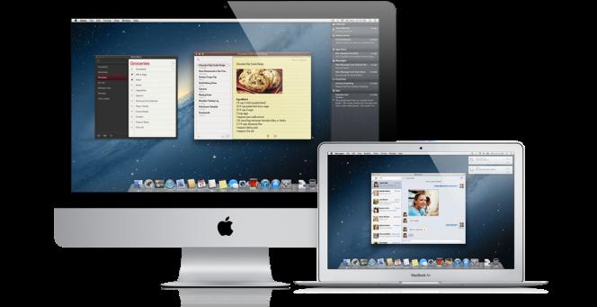 Mountain Lion (OS X 10.8)
