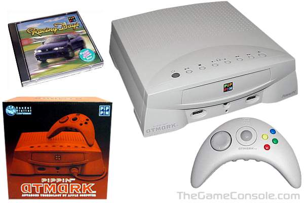 Apple Bandai Pipin Game Console